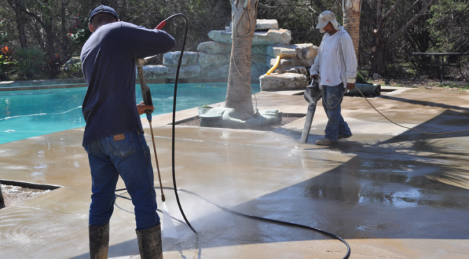 Stamped Concrete Sealer Problems Beazer Refuses To Repair
