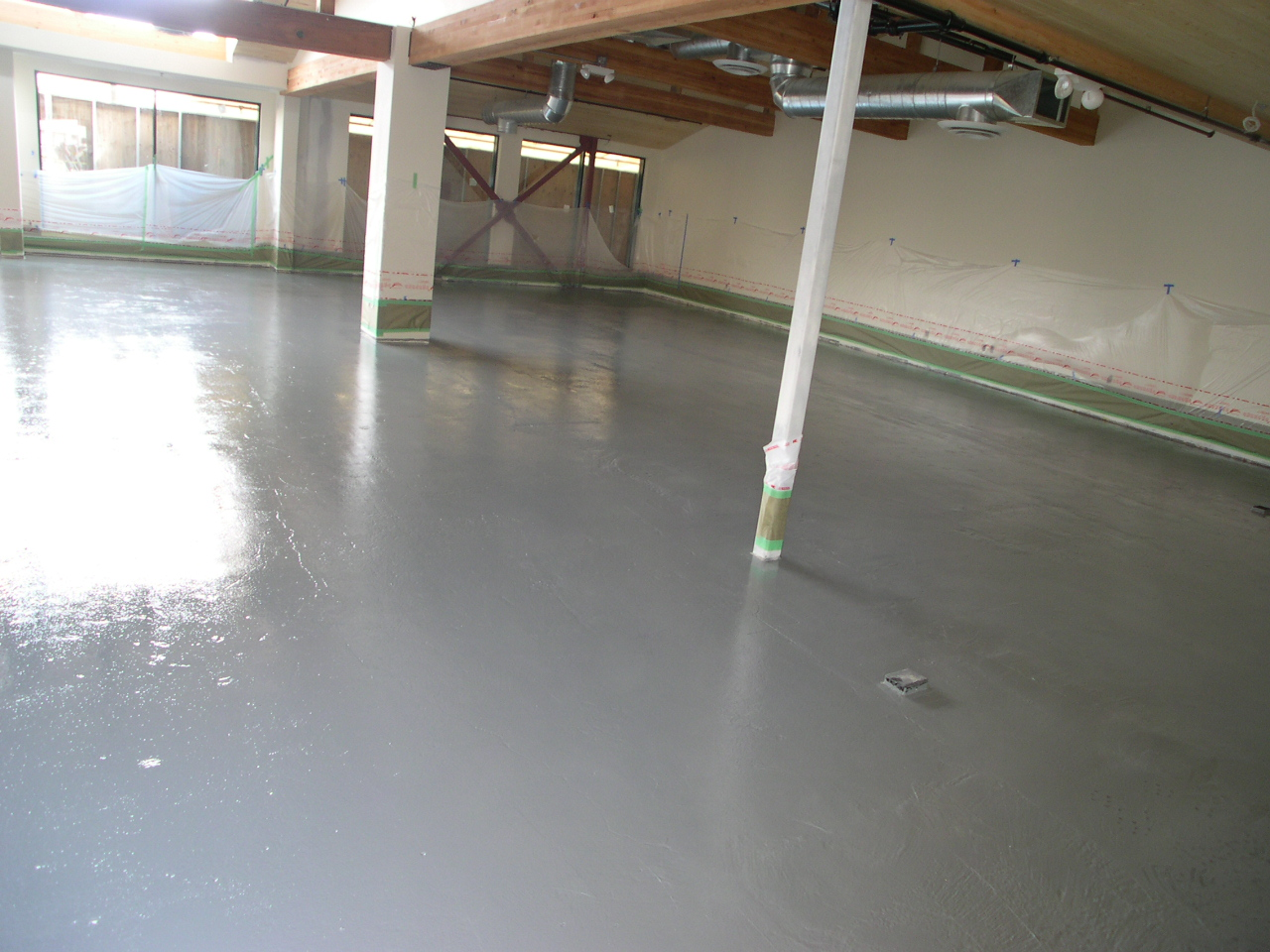 The Steps To Installing A Decorative Concrete Floor