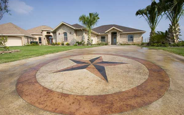 Give Clients More Options With Concrete Acid Stain