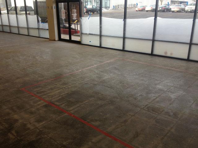 Can i remove asbestos floor tiles myself
