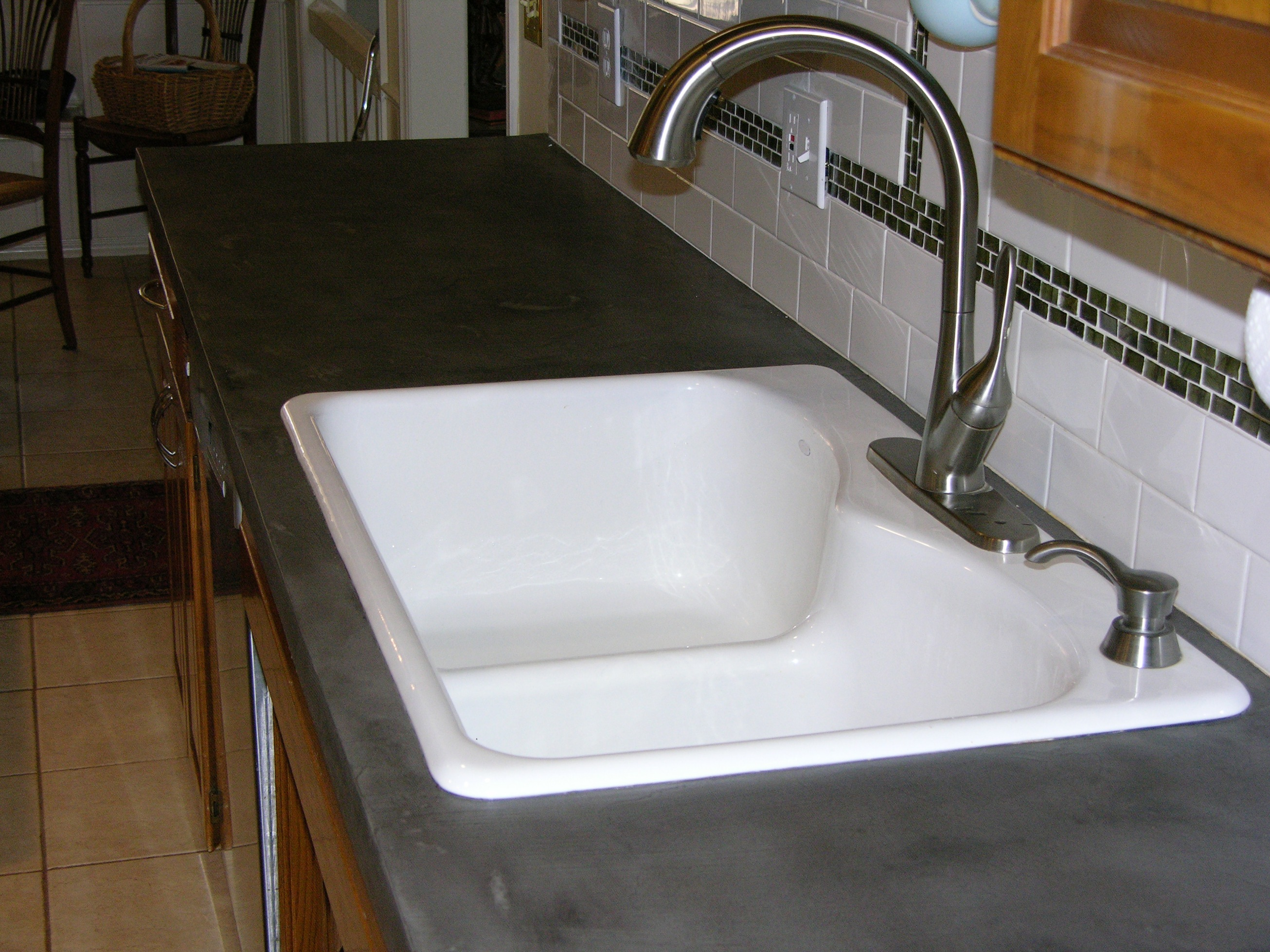 Diy Concrete Countertop Resurfacing Concreteideas