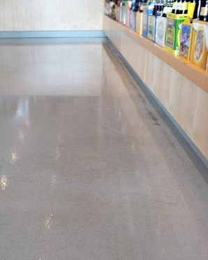 Duraamen Smartgard Concrete Floor Finish