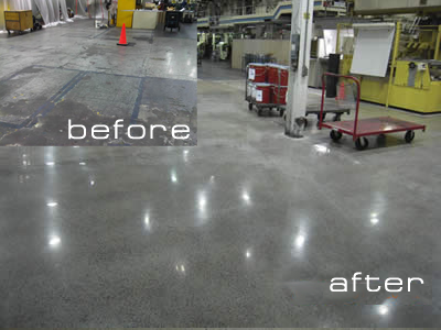 The Best Floor For Your Toronto Based Manufacturing Plant Polished Concrete