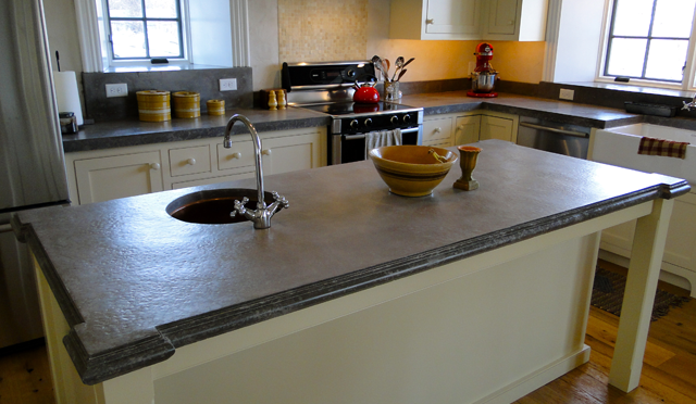 New Liqui Crete System That Guarantees Easiest Way To Pour Beautiful  Concrete Countertops