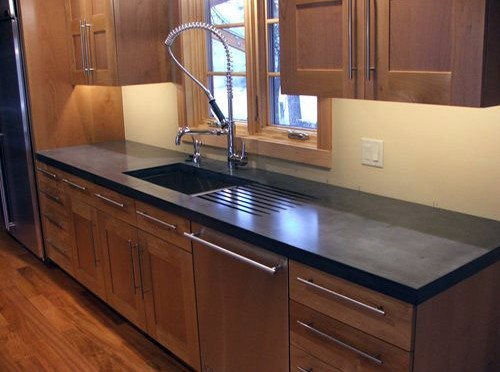 Kitchen Sink And Countertop Ideas