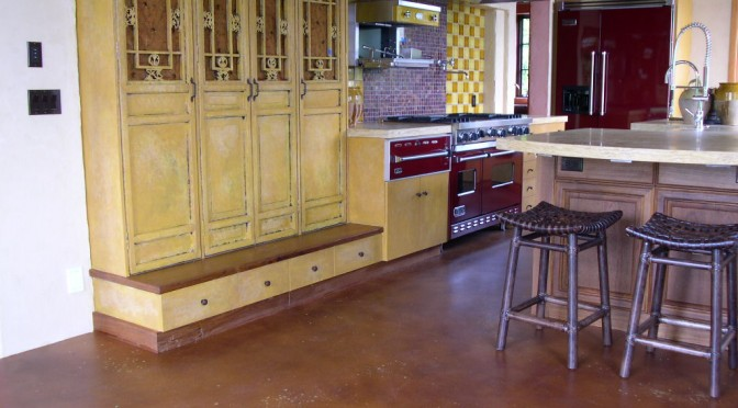 Interior Concrete Floors