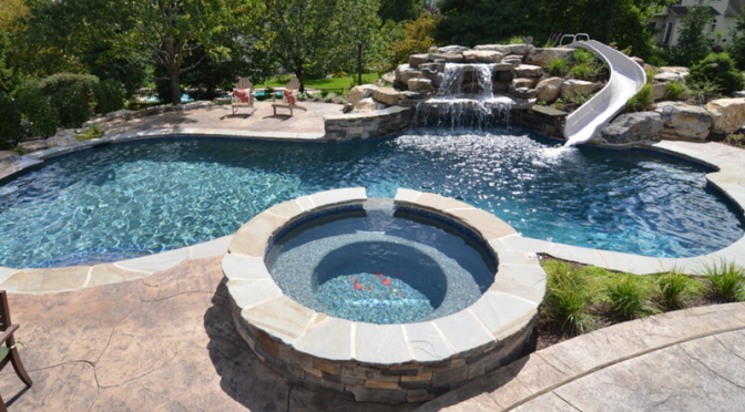 Why Saltwater Pool Deck Sealer Is A Necessity Concreteideas