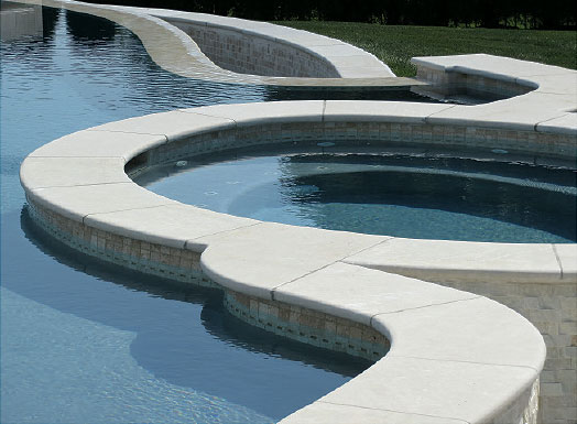 Choosing A Pool Coping Tile To Enhance Your Pool Design