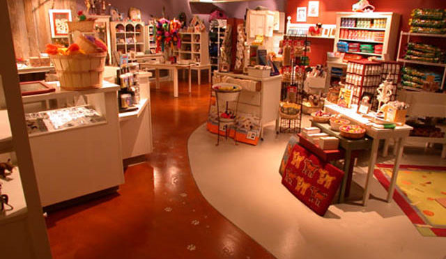 The Benefits of Concrete Floors in Retail Spaces