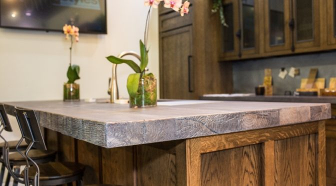 The Hot Trend of Concrete Kitchens